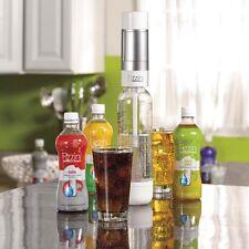 Home Soda Maker Hand-Held Starter Kit Carbonated CO2 Cartridges