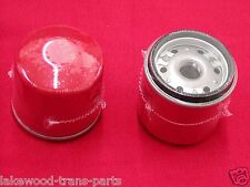 2 Allison Duramax Transmission Filters, Spin On external, T1000