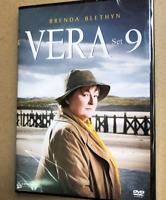 Vera Season Set 9 Series Nine Ninth (Brenda Blethyn) For US DVD Player Region 1