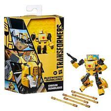 Transformers War For Cybertron Buzzworthy Origin Bumblebee