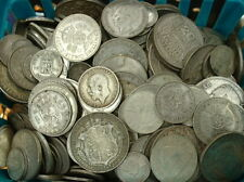 1/4 LB FOREIGN SILVER COINS MIX LOT (or 115 grams)