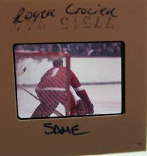 ROGER CROZIER Detroit Red Wings Buffalo Sabres Capitals ORIGINAL SLIDE 4