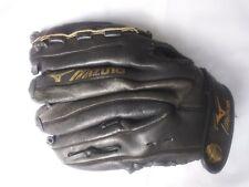 "Mizuno Mmx 122P Ballpark Pro 12"" Right Hand Throwing Glove Black Professional"