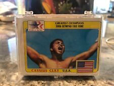 TOPPS 1983 The Greatest Olympians Complete Set (99ct)