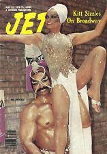 "Eartha Kitt ""TIMBUKTU"" Tony Carroll / Broadway Musical 1978 ""JET"" Magazine"