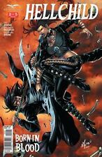 Hellchild 2 Cover B - Grimm Fairy Tales