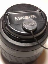 MINOLTA AF 35-70MM F3.5-4.5 LENS 35-70/3.5-4.5 SONY Camcoder