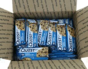 60 Bars Quest Nutrition Protein Bar OATMEAL CHOCOLATE CHIP
