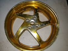honda vfr800 rear wheel / rim 2000