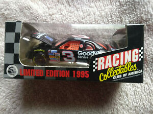 1995 RCCA 1/64 Dale Earnhardt #3 Goodwrench Chevrolet Monte Carlo