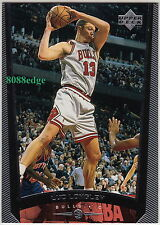 1998-99 UPPER DECK BASE CARD: LUC LONGLEY #225 NBA CHAMPION-BOOMERS PLAYER/COACH