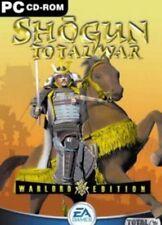 SHOGUN TOTAL WAR WARLORD EDITION inkl MONGOL INVASION Neuwertig