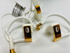 Monster Inspiration In-Ear High Definition Earphones w/ControlTalk Cable - White