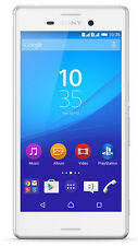 Sony Xperia M4 Aqua weiß Android