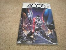 4001 AD Comic Book Issue #1 (2016) Valiant Comics Loot Crate Exclusive Sealed MT