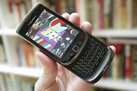 "BlackBerry Torch 9800 3.2"" 3G - Touch Phone - Unlocked GRADED"
