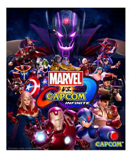 Marvel VS Capcom Infinite for PS4 or Playstation 4 Pro Console New Ships Fast !!