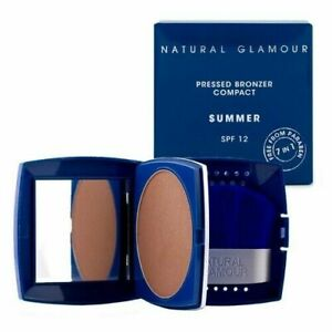 Natural Glamour Pressed Bronzing Powder with SPF 12 x1 (different shades)