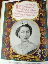 1952 Coronation gift book for Boys & Girls - Pitkin author Malcolm Saville