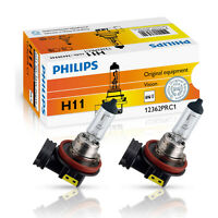 Philips H11 12V 55W Vision bis 30% mehr Licht 2 Stück 12362PRC1
