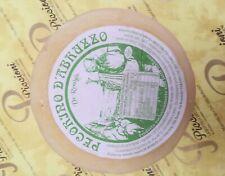 Pecorino da Tavola Teramano Formaggio Artigianale Abruzzese forma gr 700