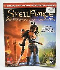 Spellforce The Order Of Dawn Prima's Official Strategy Guide PC 2004
