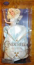 Disney Store Cinderella Live Action Movie FAIRY GODMOTHER Doll Film Collection