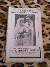 Le livre rose des fiancés d'Ille-et-Vilaine – 8e année