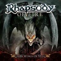 RHAPSODY OF FIRE - DARK WINGS OF STEEL (LTD.DIGIPAK)  CD NEW!