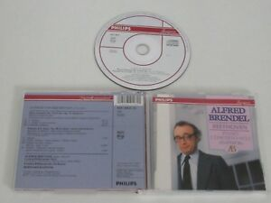 Beethoven/Piano Concerto NO.5 Emperor/Alfred Brendel (Philips 434148-2) CD