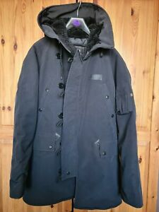 Alpha Industries N-3B Parka Extreme Cold Weather Alaska Men's Jacket Size Small