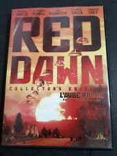 Red Dawn Dvd 2007 Collector's Edition 2 Disc Widescreen Version1984 Mgm Studios