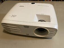 ViewSonic PX727-4K True 4K Home Theater Projector Used HDR Support Dual HDMI