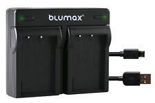 Akku Dual Ladegerät für Fujifilm NP-140 - für Fuji FinePix S200EXR |90108-90387|