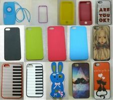 Bulk Wholesale Joblot Mix Mobile iPhone 5, 5S Cases Covers Pack of 100 Assorted