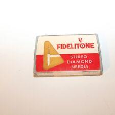 Fidelitone Stylus Diamond Needle AC-314DS - GE C100