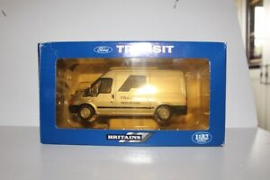Britains 1:32 MK6 FORD TRANSIT Ford press give away at Seville Spain 2001