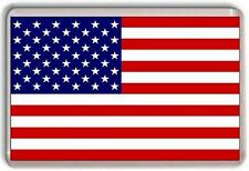 USA Flag Fridge Magnet