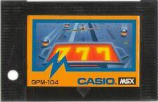 "MSX ROM "" PACHINKO UFO "" CASIO JAPAN"