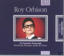 roy orbison  - 26 fantastic pop songs  DCD