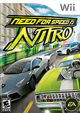 Need for Speed: Nitro (Nintendo Wii, 2009)