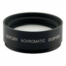 Century Achromatic Diopter 58mm Screw Mount +4 Close Up Lens Filter 0AD-5840-00