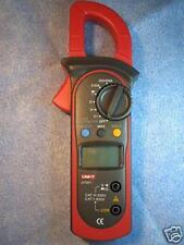 Uni-T UT201 Digital Clamp Multimeter Ampere Voltage Ohm