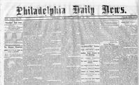 ABRAHAM LINCOLN FOR PRESIDENT 1864 CIVIL WAR NEWSPAPER GENERAL SHERIDAN VICTORY