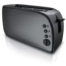 Arendo 4 Scheiben Langschlitz Toaster stufenlose Bräunung uvm. *WOW* Aktion NEU