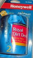 Royal Dirt Devil Cup Filters Extreme Power Quick Power Stick Vac