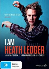 Documentary DVDs & Heath Ledger Blu-ray Discs