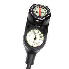 SCUBA Gauge - Navigator Console with Compass - XS Scuba GP03