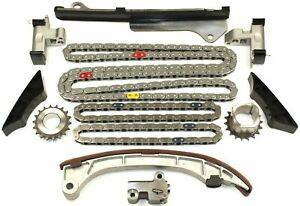 Cloyes 9-4215S Engine Timing Chain Kit For Select 05-18 Lexus Toyota Models