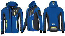 Geographical Norway Softshelljacke maschile pioggia Outdoor Autunno Giacca Soft S Nero